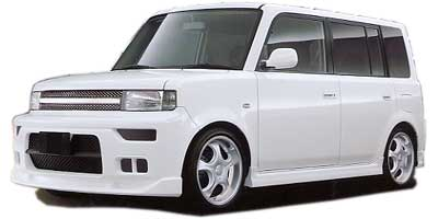 bB 2000年モデル