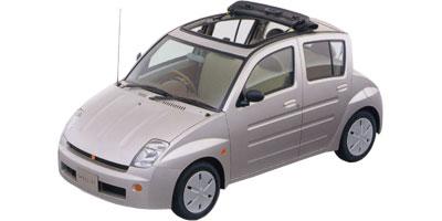 トヨタ WiLL Vi 2000年モデル