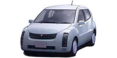 トヨタ WiLLサイファ 2002年モデル