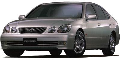 トヨタ アリスト 1997年モデル