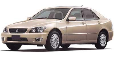 トヨタ アルテッツァ 1998年モデル