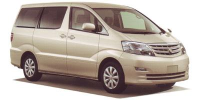 トヨタ アルファードV 2002年モデル