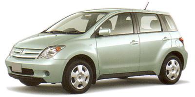 イスト 2002年モデル