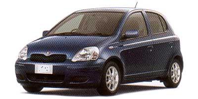 ヴィッツ 1999年モデル