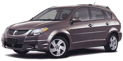 トヨタ ヴォルツ 2002年モデル
