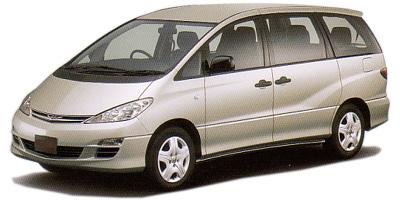 トヨタ エスティマL 2000年モデル