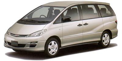トヨタ エスティマT 2000年モデル