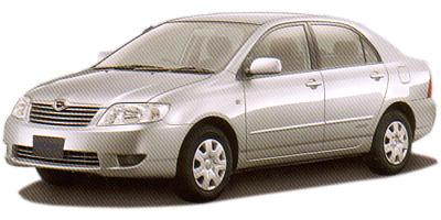 トヨタ カローラ 2000年モデル