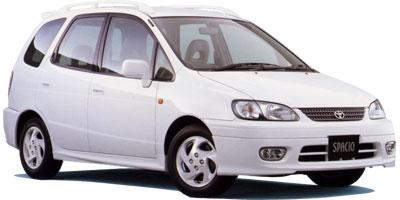 トヨタ カローラスパシオ 1997年モデル