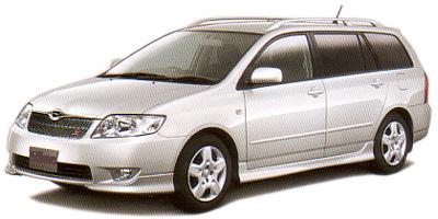 カローラフィールダー 2000年モデル