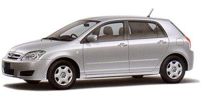 トヨタ カローラランクス 2001年モデル