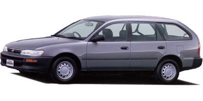 トヨタ スプリンターワゴン 1991年モデル