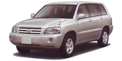 トヨタ クルーガーL 2003年モデル