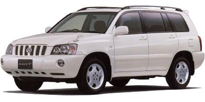 トヨタ クルーガーV 2000年モデル