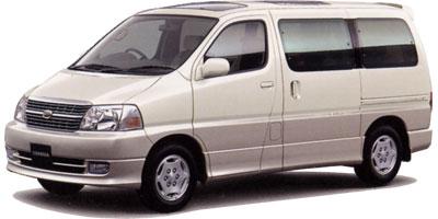トヨタ グランビア 1995年モデル