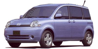 シエンタ 2003年モデル