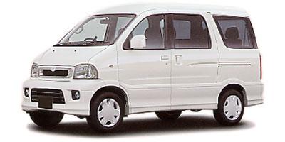 トヨタ スパーキー 2000年モデル