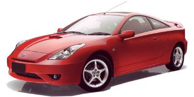トヨタ セリカ 1999年モデル