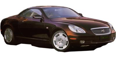 トヨタ ソアラ 2001年モデル