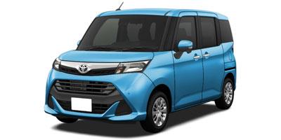 トヨタ タンク 2016年モデル