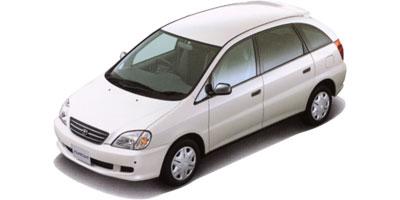 トヨタ ナディア 1998年モデル