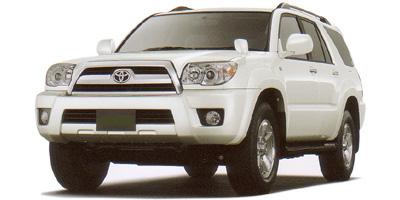 トヨタ ハイラックスサーフ 2002年モデル