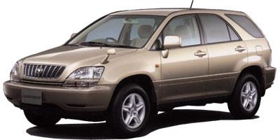 ハリアー 1997年モデル