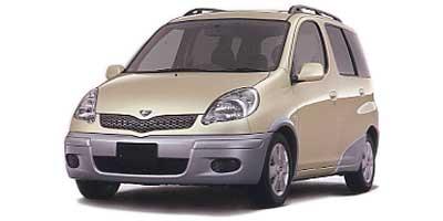 トヨタ ファンカーゴ 1999年モデル