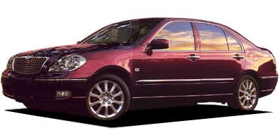 トヨタ ブレビス 2001年モデル