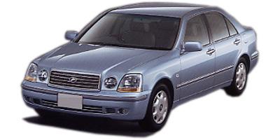 トヨタ プログレ 1998年モデル