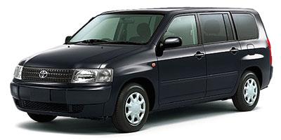 トヨタ プロボックスワゴン 2002年モデル