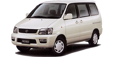 トヨタ ライトエースノア 1996年モデル