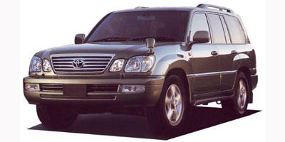 トヨタ ランドクルーザーシグナス 1998年モデル