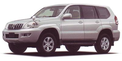 ランドクルーザープラド 2002年モデル