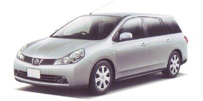 日産 ウイングロード 2005年モデル
