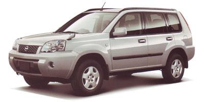 エクストレイル 2000年モデル