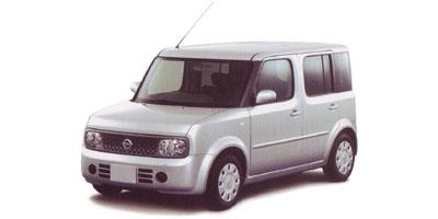 キューブ 2002年モデル
