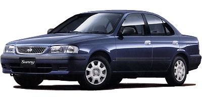 日産 サニー 1999年モデル