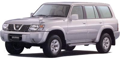 日産 サファリワゴン 1997年モデル
