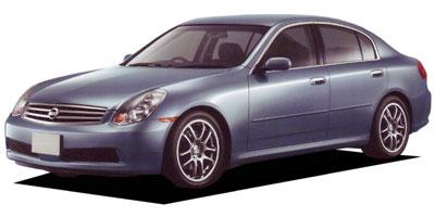スカイラインセダン 1998年モデル