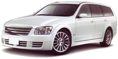 日産 ステージア 2001年モデル