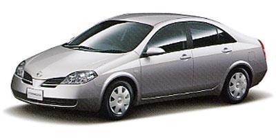 日産 プリメーラ 2001年モデル
