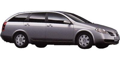 日産 プリメーラワゴン 2001年モデル