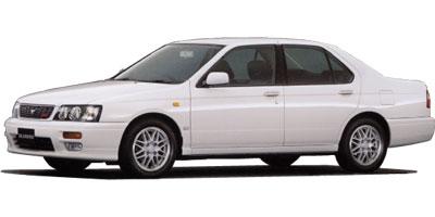 日産 ブルーバード 1996年モデル