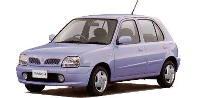 マーチ 1997年モデル