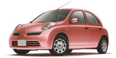 マーチ 2002年モデル