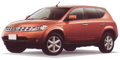ムラーノ 2004年モデル
