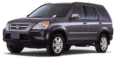 CR-V 2001年モデル