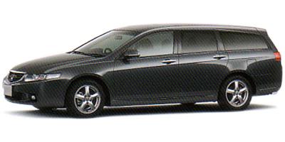 ホンダ アコードワゴン 2002年モデル