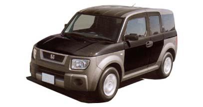 ホンダ エレメント 2003年モデル
